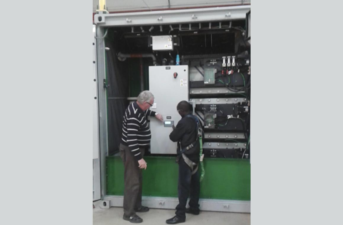 BV-technicians